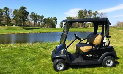 29% Off Golf at Waverly Oaks Golf Club