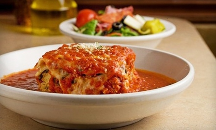 Pompei - Orland Park: $15 for $30 Worth of Italian Cuisine at Pompei in Orland Park