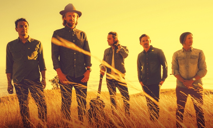 Switchfoot - Sherman Theater: $15 to See Switchfoot at Sherman Theater on March 26 at 8 p.m. (Up to $27 Value)