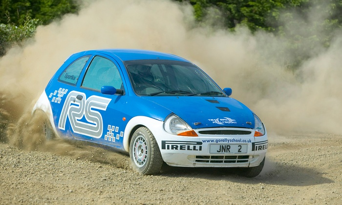 Chris Birkbeck International Rally School - Brotton: Chris Birkbeck Rally School: Half-Day Junior Driving Experience for £49 (51% Off)