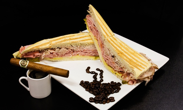 CM Convenience, Inc. - Sweetwood Cove: Cuban Sandwiches with Chips and Drinks for Two or Four at CM Convenience, Inc. (Up to 50% Off)