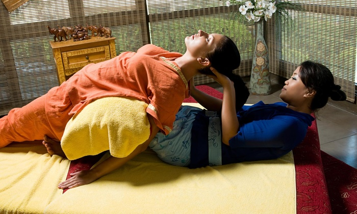 Ginger's Garden - Seattle: Two 60-Minute Thai Massages at Ginger's Garden (50% Off)