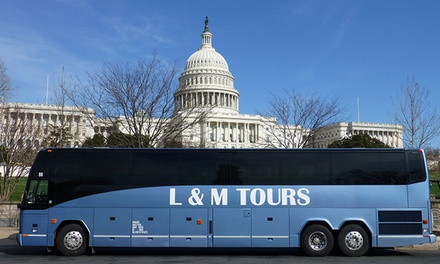 Summer and Fall Day Trips for One or Two from L & M Tours (Up to 46% Off)