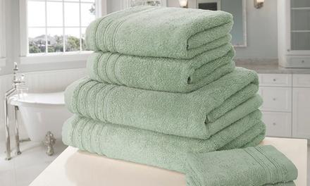 Asciugamani in cotone Rapport Home