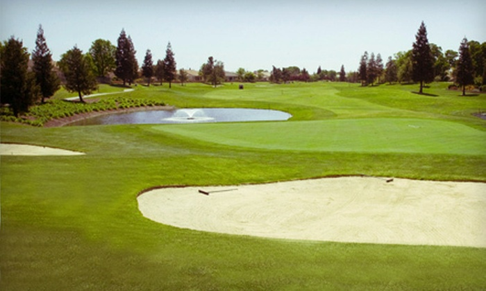 Timber Creek Golf Course - Roseville: 18-Hole Round of Golf for Two or Four with Cart and Range Balls at Timber Creek Golf Course (Up to 62% Off)