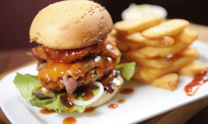 Relish - American Street Food - West Rogers Park: $16 for $30 Worth of Burgers — Relish