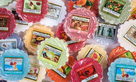 Yankee Candle 50 Assorted Wax Melt Tarts