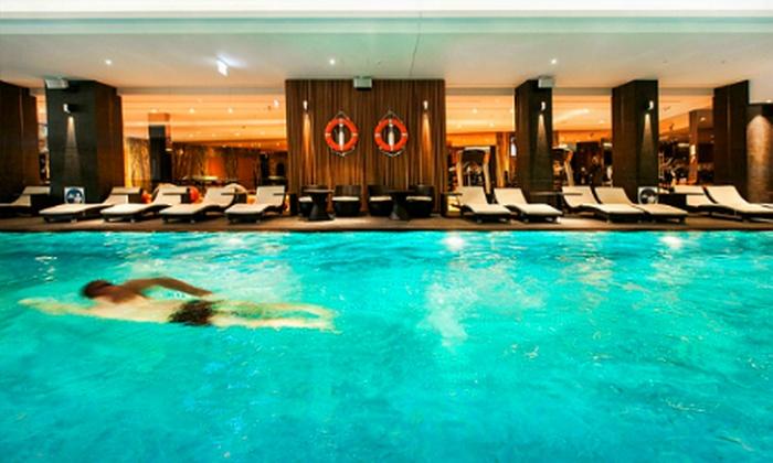 Grand Hotel Tiffi***** - IŁAWA: Pojezierze Iławskie: 3-8 dni dla 2 osób ze śniadaniami oraz Spa od 499 zł w Grand Hotelu Tiffi*****