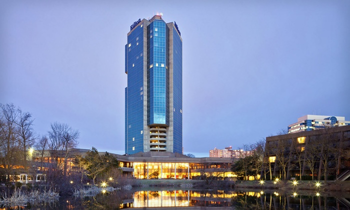 null - Washington DC: Stay at Hilton Alexandria Mark Center in Alexandria, VA