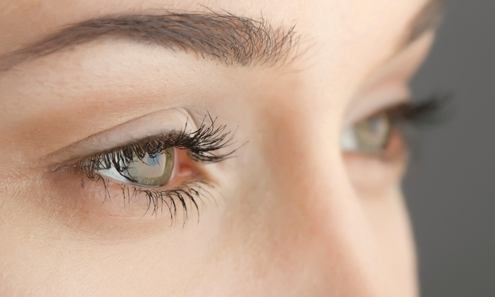 Desi Threading & More - Folsom: One Eyebrow Threading with Optional Upper Lip Threading at Desi Threading & More (Up to Half Off)