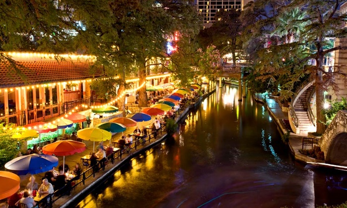 Wyndham San Antonio Riverwalk - San Antonio, TX: Stay at the Newly Renovated Wyndham San Antonio Riverwalk in Texas, with Dates into December