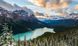 Banff Resort amid the Canadian Rockies at Banff Rocky Mountain Resort, plus 6.0% Cash Back from Ebates.