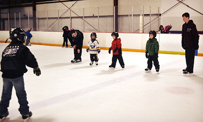 National Hockey Training Centre - Langley: $99 for Children's Skating Lessons at National Hockey Training Centre ($259 Value). 10 Options Available.