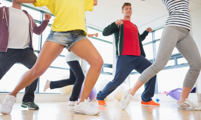 Live Right Fitness Center - San Diego: 10 Zumba Classes from Live Right Fitness Center (65% Off)