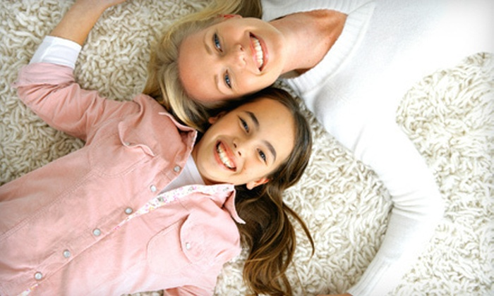 National Carpet Care, Inc. - Orlando: $45 for Carpet Cleaning for Four Rooms from National Carpet Care, Inc. ($120 Value)