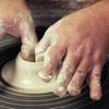 Up to 53% Off BYOB Pottery-Wheel Trial Session