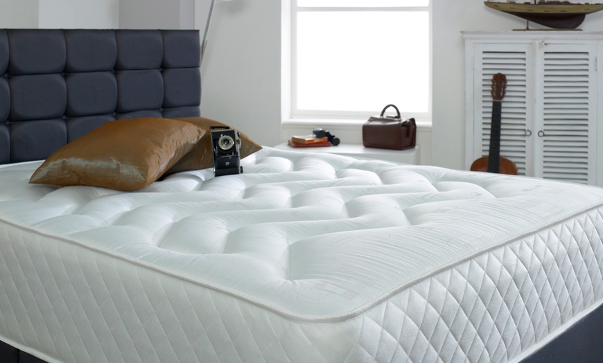 Deep Quilted Orthopaedic Mattress