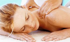 Beauté en Harmony: Gommage des îles et massage du dos aux huiles de 45min, option soin visage dès 19,99 € chez Beauté en Harmony