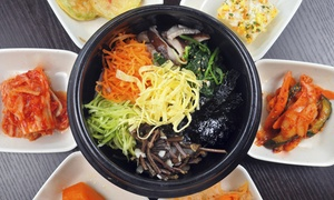 Chogajib Korean Restaurant: $13 for $25 Worth of Korean Cuisine at Chogajib Korean Restaurant