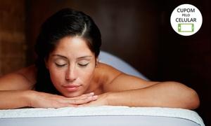 Centro de Estética e terapias Fênix: Centro de Estética e Terapias Fênix – Centro:1 ou 2 visitas com míni day spa com 3 procedimentos para 1 pessoa