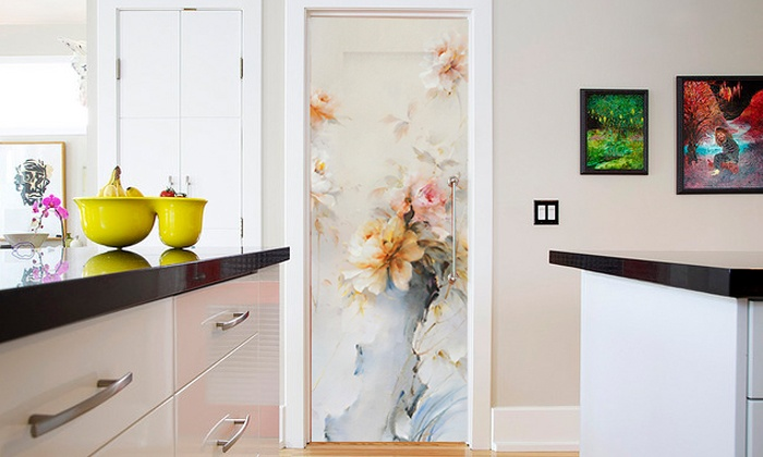 Image2Art: Personalised Door or Wall Panel from R599 Including Delivery (50% off)