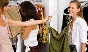 Back to the Rack Resale Boutique: $15 for $30 Worth of Resale Clothing and Accessories at Back to the Rack Resale Boutique
