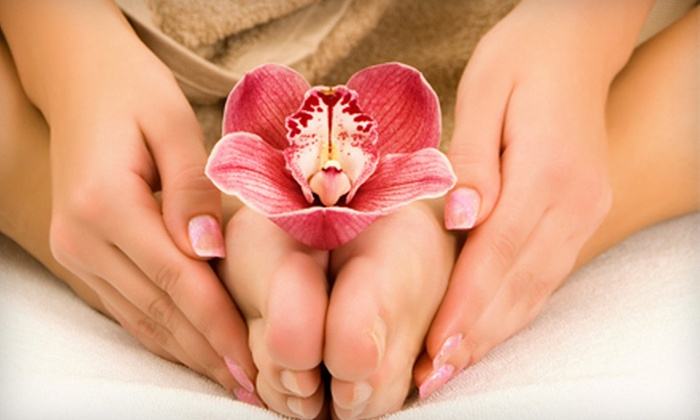 Cammuso's - Penn Hills: 60-Minute Customized Signature Facial or Mani-Pedi and Facial Package at Cammuso's in Plum (Up to 54% Off)