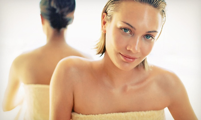 Pure Daily Bliss Day Spa - Norco Hills: Spa Package for Two or Private Spa Party for Up to Six at Pure Daily Bliss Day Spa (Up to 60% Off)