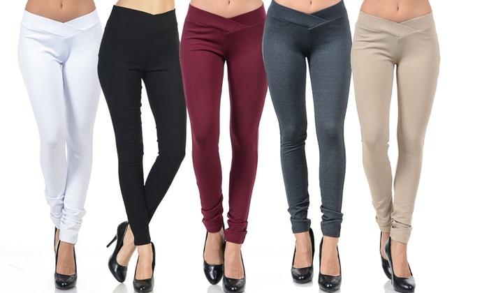 Women's Slimming Jeggings (3-Pack)