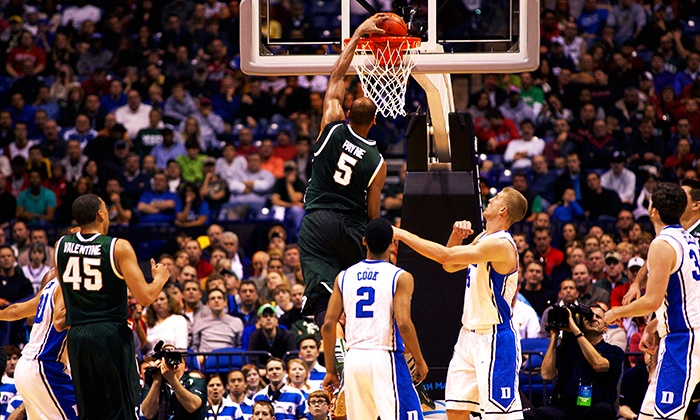 2014 NCAA Division I Men's Basketball Championship - San Antonio: One Ticket to the NCAA Division I Men's Basketball Championship at AT&T Center on March 21 or 23 (Up to 25% Off)