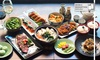 Bentoya - Melbourne: $59 for Nine-Course Japanese Dining with Sake or Wine for Two People at Bentoya, CBD (Up to $163 Value)
