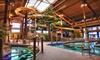Timber Ridge Lodge and Waterpark - Lake Geneva, WI: Stay with Water-Park Passes at Timber Ridge Lodge & Waterpark in Lake Geneva, WI. Dates Available Through September.