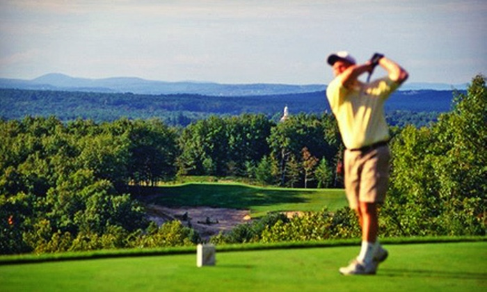 The International - Bolton: $139 for Golf with Cart for Two at The International (Up to $258 Value)