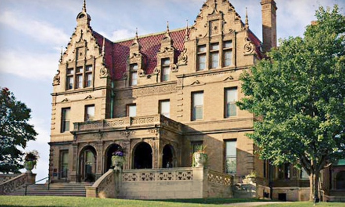 Pabst Mansion - Avenues West: A Grand Avenue Christmas Admission and 10% Off at the Gift Shop for Two or Four at the Pabst Mansion (50% Off)