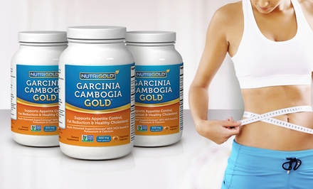 Buy 2 Get 1 Free: Consumer-Lab Approved Garcinia Cambogia Weight Loss Supplements from $9.99 - $19.99