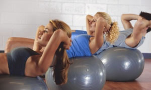 Rainbow Pilates: 10 or 20 Classes or One Month of Unlimited Classes at Rainbow Pilates (Up to 88% Off)