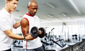 Anytime Fitness Tacoma: Six Training Sessions from Anytime Fitness (55% Off)