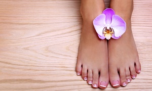Village Podiatry Centers: Toenail-Fungus Laser Treatment for One or Two Feet at Village Podiatry Centers (48% Off)