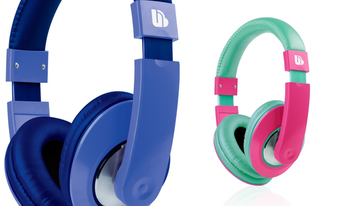 Tempo Stereo Headphones with Mic: Urban Beatz Tempo Stereo Headphones with Inline Microphone and Remote. Multiple Colors Available. Free Returns.