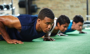 All Out Fitness: 10 or 20 Fitness Classes or Five Personal-Training Sessions at All Out Fitness (Up to 86% Off)