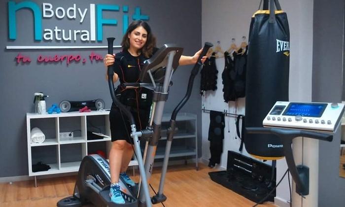 Natural Body Fit - Natural Body Fit: 4 o 6 sesiones de electroestimulación con biotraje para una o dos personas desde 39,90 € en Natural Body Fit