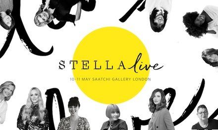 Stella Live, 1011 May at Saatchi Gallery (Up to 53% Off) (London)