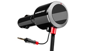 Monster Car Charger With Hand-gesture Control