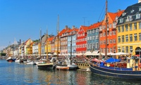 GROUPON: ✈ See Scandinavia's Stylish Ca... Copenhagen and Stockholm Vacation with Foodie & Jazz Walking Tours and Airfare