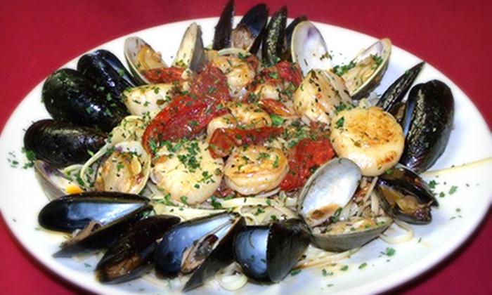 Lena's Restaurant - South Windsor: Italian Food at Lena's Restaurant (Half Off). Two Options Available.