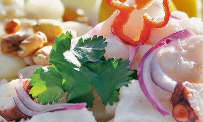 Sabor Peru Gastronomic Festival - North Westside: General Admission or VIP for Two to Sabor Peru Gastronomical Festival on November 16–17 (Up to 51% Off)