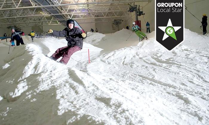snow factor xscape deals