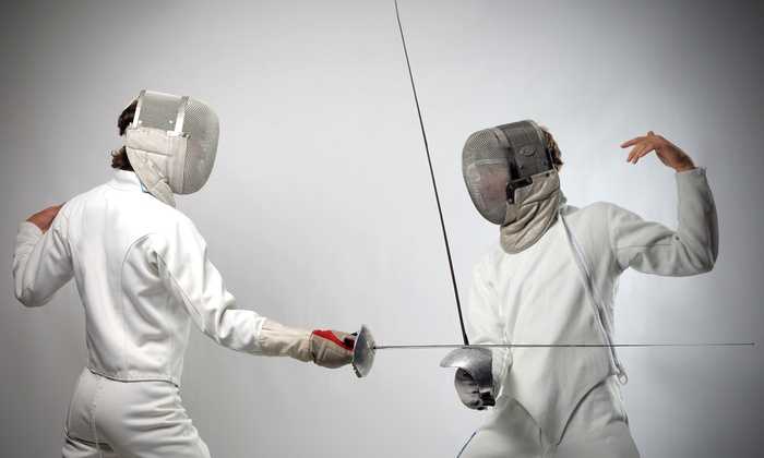 Red Rock Fencing Center - Red Rock Fencing Center: One Introductory Fencing Class or Three Group Fencing Classes at Red Rock Fencing Center (Up to 52% Off)