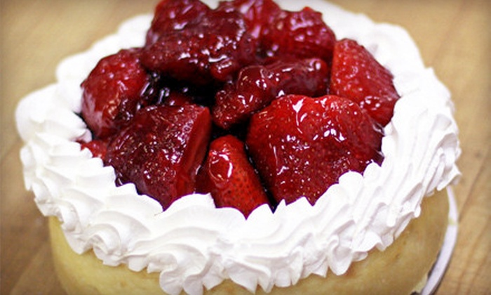 Cheesecake Kitchen - Modesto: $10 for $20 Worth of Cheesecakes and Baked Sweets at Cheesecake Kitchen