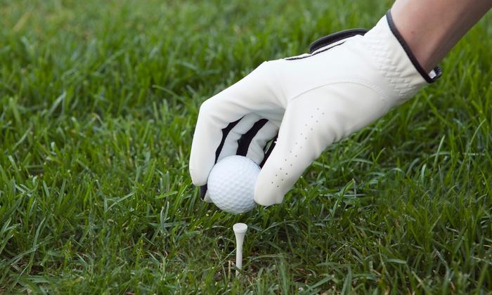 Indigo Creek Golf Club - Myrtle Beach: 18-Hole Round of Golf for Two or Four Including Cart Rental at Indigo Creek Golf Club (Up to 59% Off)